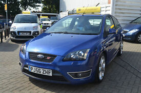 Ford Focus 2.5 ST-2 225 SIV 2007 ST2, 79K MILES, NEW CAMBELT + WATER PUMP, FSH