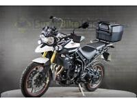 2014 14 TRIUMPH TIGER 800 ABS 800CC 0% DEPOSIT FINANCE AVAILABLE