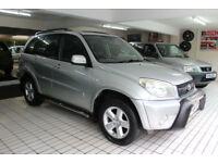 Toyota RAV4 2.0 VVT-i XT3 , ONLY 85,000 MILES , FSH , LOVELY CONDITION