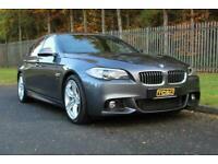 2016 BMW 5 Series 3.0 535D M SPORT 4d 309 BHP Saloon Diesel Automatic