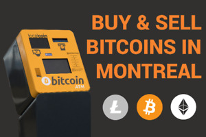 Buy Bitcoins in Montreal! (100% SAFE + NO ID NEEDED)