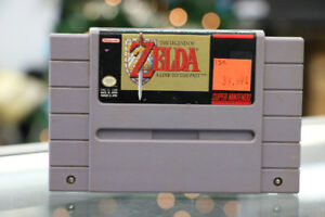SNES : The Legend of Zelda, A Link to the Past (#156)
