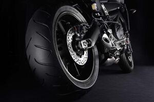 Dunlop 120/70zr17 58W et 180/55zr17 73W Roadsmart 120 70 17 180