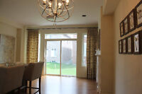 BRAND NEW MODEL HOME FREEHOLD UPGRADED TOWNHOUSE for rent.