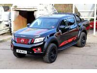 2016 Nissan Navara NP300 Double Cab Pick Up Seeker Tungsten carbide edition 4...