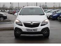 2014 VAUXHALL MOKKA Vauxhall Mokka 1.7 CDTi SE 5dr Auto 2WD