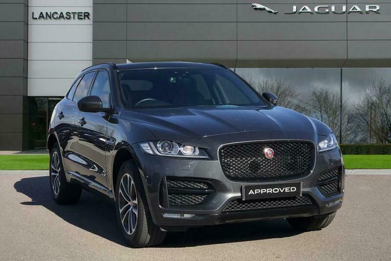 2018 Jaguar F Pace R Sport Awd Diesel Grey Automatic In Milton Keynes Buckinghamshire Gumtree