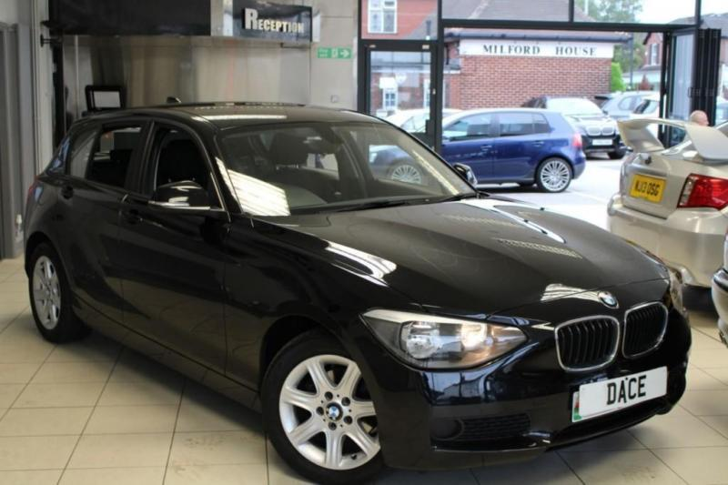2012 12 BMW 1 SERIES 2.0 116D ES 5D 114 BHP DIESEL