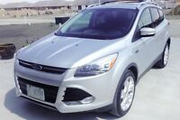2013 Ford Escape TITANIUM SUV WARRANTY LEFT
