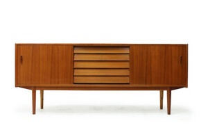 Mid Century Modern Sideboard and Credenza