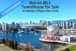TOWNHOUSE ASSIGMENT IN OLYMPIC VILLAGE - NOT ON MLS