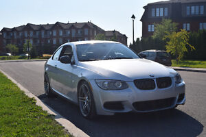 2011 BMW 335is with 7 Speed DCT
