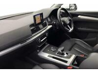 2018 Audi Q5 Sport 2.0 TDI quattro 190 PS S tronic Auto Estate Diesel Automatic