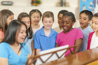 Summer Music Camp July 13-17, 2015 Ages 6-12