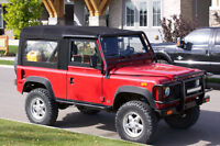 1994 Land Rover Defender 90 Convertible