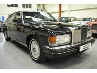 Rolls-Royce Silver Spur 6.8 Turbo, 1 owner, last one built