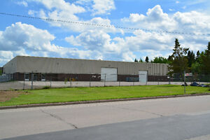 Excellent frontage opportunity in busy Caledonia Ind. Park