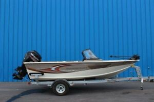 2015 Smoker-craft 172 ULTIMA DC