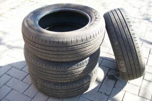 4 pneus Hankook Optimo 195/65/R15