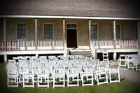 Weddings, Showers, Events at Lower Fort Garry