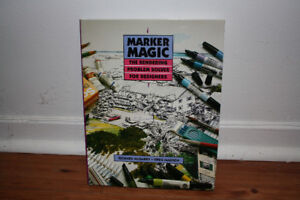 "RENDERING BOOK "" MARKER MAGIC - THE RENDERING PROBLEM SOLVER ..."