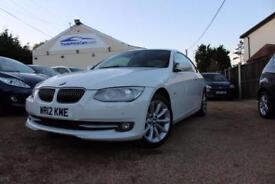 2012 12 BMW 3 SERIES 3.0 335I SE 2D 302 BHP