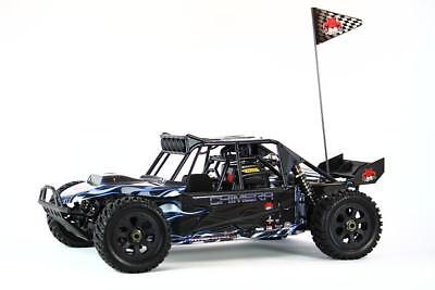 REDCAT RACING® RAMPAGE CHIMERA 1:5 1/5 SCALE GAS SAND RAIL Blue RC, used for sale  Egg Harbor City