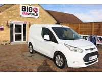 2016 FORD TRANSIT CONNECT 200 TDCI 120 L1 H1 LIMITED SWB LOW ROOF PANEL VAN DIES