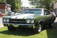 CHEVELLE SS 1970    396PC!