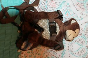 Childs Stuffy Harness/ Back pack