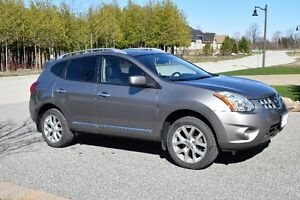2011 Nissan Rogue SL AWD SUV, Crossover, Nissan ESA Available