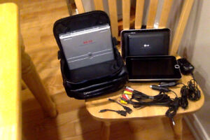 LG portable DVD/CD player/1 AKAI personal-includes everything