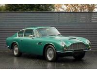 Aston Martin DB6 MK2
