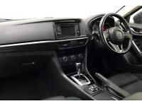 2013 Mazda 6 Mazda Saloon SE-L Nav Petrol blue Automatic