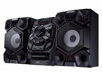 Samsung MX-J630 230W 2X usb , Bluetooth, BRAND NEW