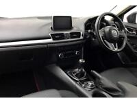 2016 Mazda 3 Mazda Diesel Hatchback Sport Nav Diesel red Manual