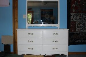 dresser with mirror Great shape