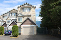STUNNING Townhouse for sale in Agassiz, GREAT package!