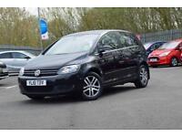 2010 VOLKSWAGEN GOLF PLUS Volkswagen Golf Plus 1.6 TDI [105] BlueMotion SE 5dr
