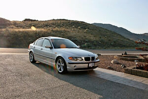 2005 BMW 3-Series SPORT PACKAGE Sedan