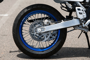 Looking for DRZ400SM Wheels to buy or trade for DRZ400S Wheels