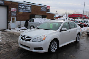 SUBARU LEGACY 2010 AUTOMATIQUE LIMITED