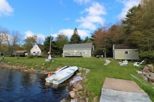 Absolutely Beautiful Lakefront Cottage or Home!