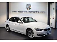 2013 63 BMW 3 SERIES 2.0 318D SPORT 4DR AUTO 141 BHP DIESEL