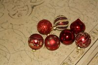 shiny, sparkly, large glass christmas ornaments City of Halifax Halifax Preview