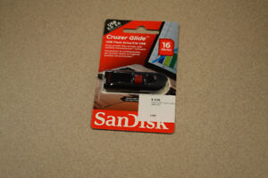 Sandisk Cruzer Glide 16GB USB 2.0/3.0 Flash Drive