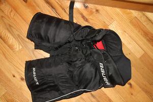 Bauer Vapor X:30 Junior Medium Hockey Pants