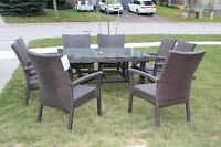 HOW DID I END UP WITH TWO PATIO SETS??!?
