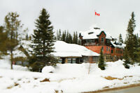Line Cook Position - Deer Lodge in Lake Louise