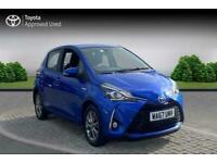 2017 Toyota YARIS HYBRID 1.5 VVT-i Icon Auto Hatchback P/Electric Automatic